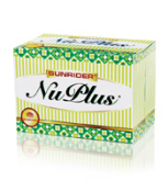 NuPlus is an excellent source of nutrition for maintaining daily health and restoring that lost energy you now crave.