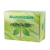 Alpha 20C® is designed to address the body's defense system with herbs that contain naturally occurring antioxidants and fortifying properties.