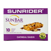"More than just another ""energy bar,"" SunBar is a concentrated herbal food that provides true nutrition and sustained energy."