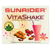 VitaShake is an excellent source of nutrition for maintaining daily health and restoring that lost energy you now crave.